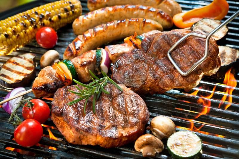 5 điểm cần lưu ý khi tổ chức tiệc BBQ ngoài trời 1 5 điểm cần lưu ý khi tổ chức tiệc BBQ ngoài trời