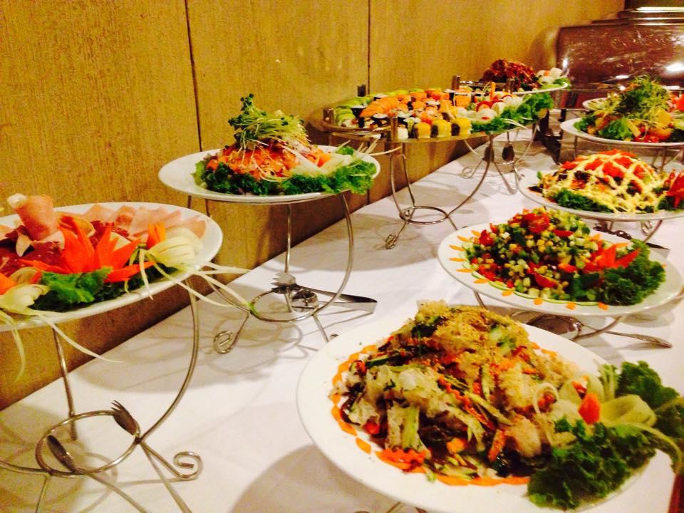 Có nên làm tiệc buffet tại nhà? 1 Có nên làm tiệc buffet tại nhà?