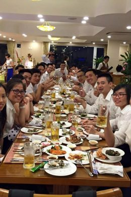 Địa chỉ tổ chức tiệc party chất nhất Hà Nội 1 Địa chỉ tổ chức tiệc party chất nhất Hà Nội