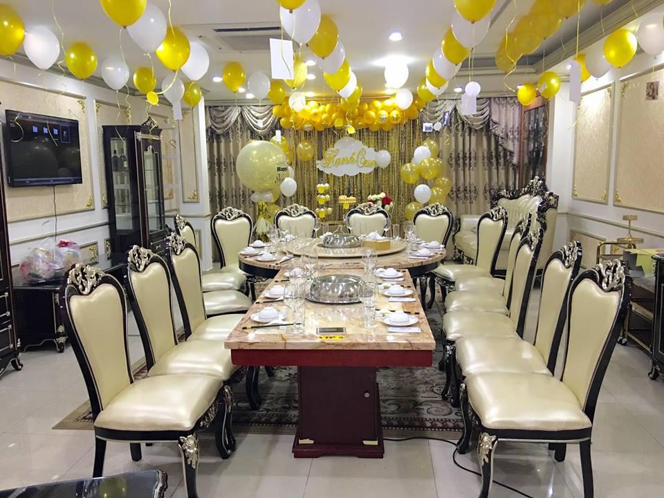 Địa chỉ tổ chức tiệc party chất nhất Hà Nội 2 Địa chỉ tổ chức tiệc party chất nhất Hà Nội