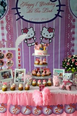 Gợi ý địa điểm tổ chức tiệc thôi nôi cho bé gái 1 Gợi ý địa điểm tổ chức tiệc thôi nôi cho bé gái tại Hà Nội