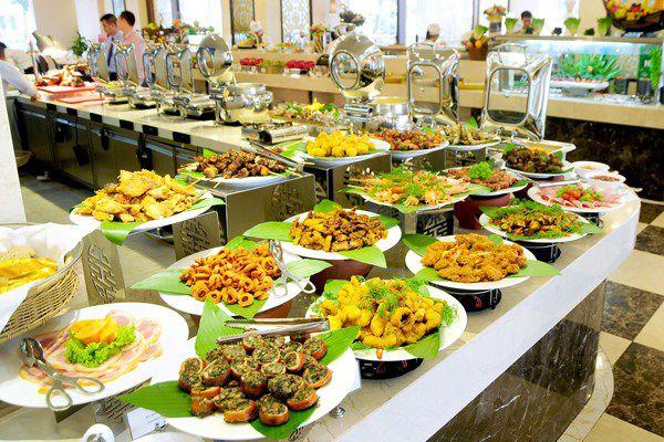 Nhận đặt tiệc buffet tại Hà Nội 1 Nhận đặt tiệc buffet tại Hà Nội