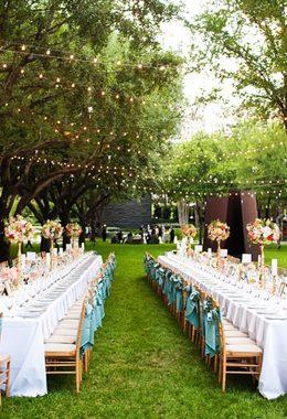 Những chú ý quan trọng cho tiệc cưới ngoài trời hoàn hảo 1 Những chú ý quan trọng cho tiệc cưới ngoài trời hoàn hảo