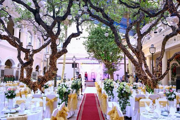 Những chú ý quan trọng cho tiệc cưới ngoài trời hoàn hảo 2 Những chú ý quan trọng cho tiệc cưới ngoài trời hoàn hảo