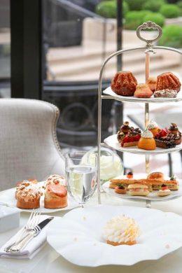 Thực đơn tiệc trà chiều chuẩn Anh Quốc 1 Thực đơn tiệc trà chiều chuẩn Anh Quốc chỉ có tại Top Chef