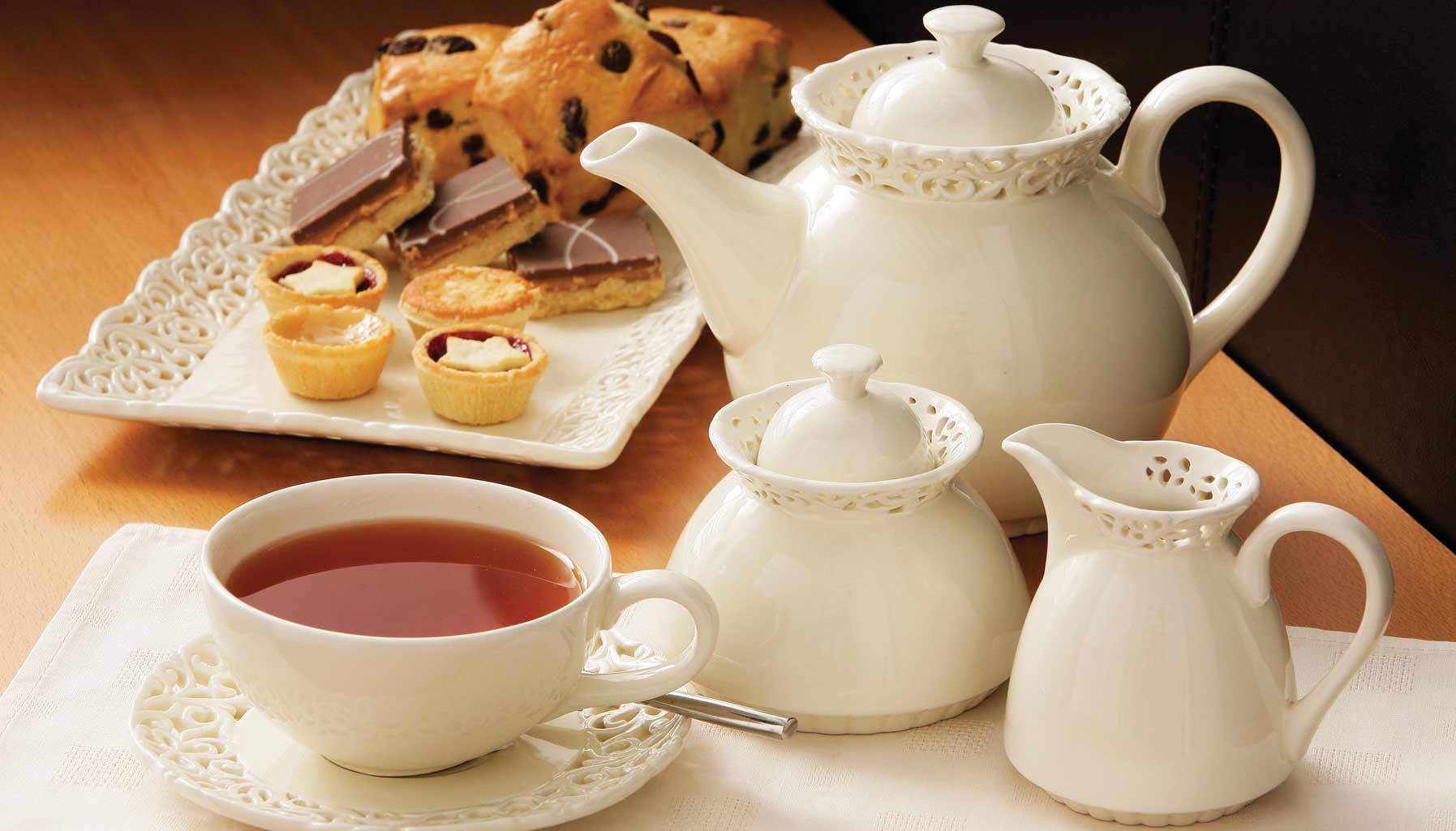 Tiệc trà chiều kiểu Anh gây sốt 2 Tiệc trà chiều kiểu Anh gây sốt