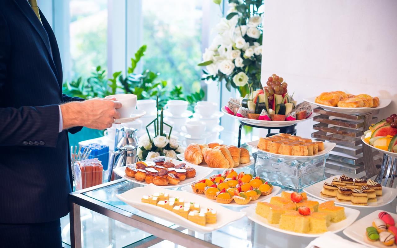 Tổ chức tiệc tea break mừng sinh nhật sếp 1 Tổ chức tiệc tea break mừng sinh nhật sếp