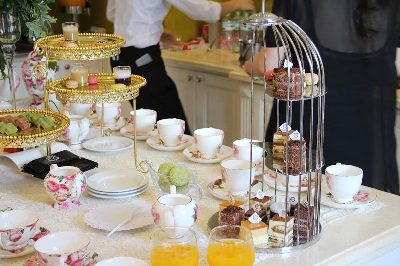 Nên tổ chức tiệc trà như thế nào 1 Nên tổ chức tiệc trà như thế nào?