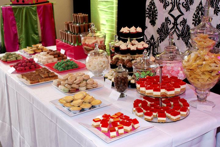 Nhận tổ chức tiệc trà tea break trọn gói 1 Nhận tổ chức tiệc trà tea break trọn gói